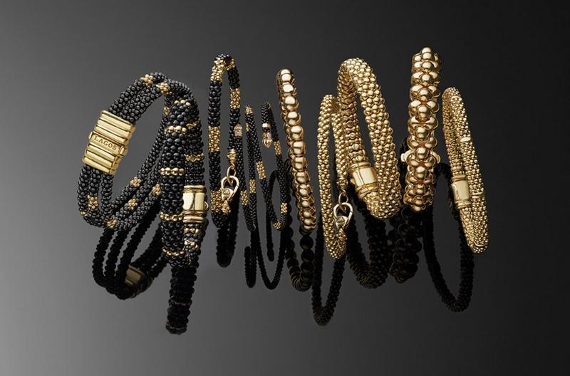 NEW LAGOS 18K Gold Caviar Collection-2017-