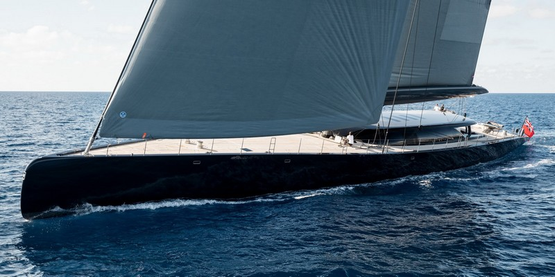 NGONI the 58m luxury yacht, built in Netherlands by Royal Huisman and delivered in 2017, won top honors at 2018 Boat International