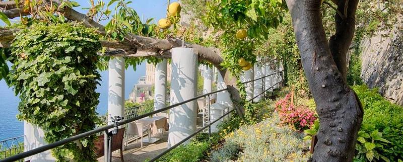 NH Collection Grand Hotel Convento di Amalfi Italy-