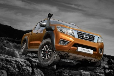 Nissan Navara Off-roader AT32 Double Cab: 'Properly uncompromising'