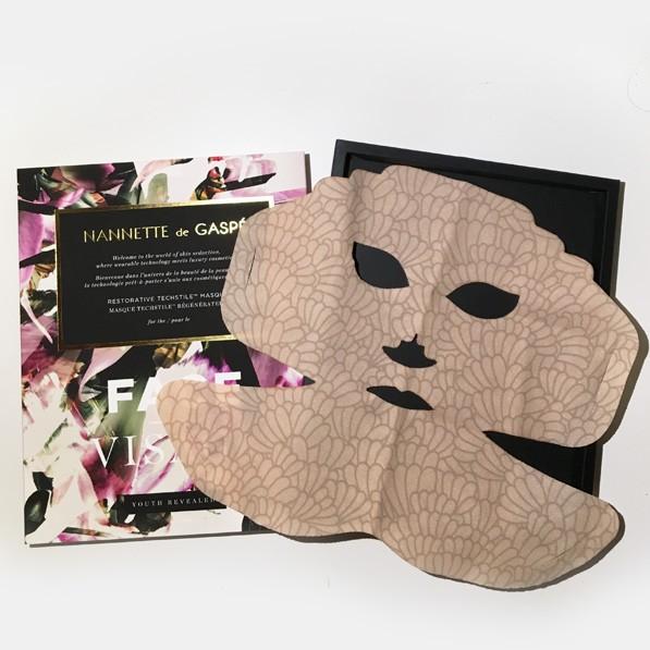 Nanette De Gaspé- The Techstile Masques Collection