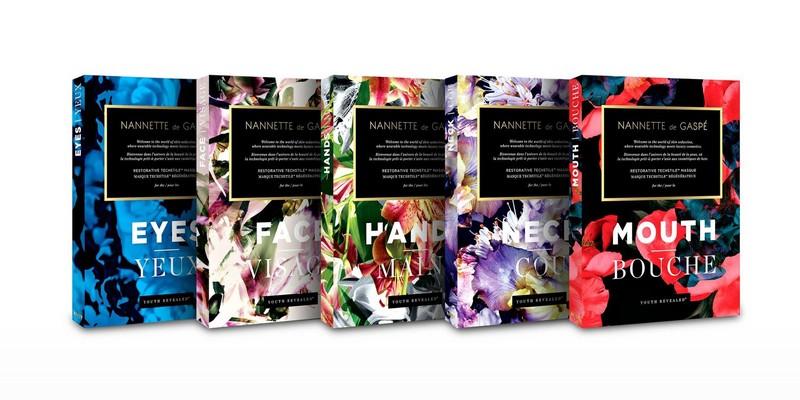 Nanette De Gaspé masks collection 2017 - The Techstile Masques Collection