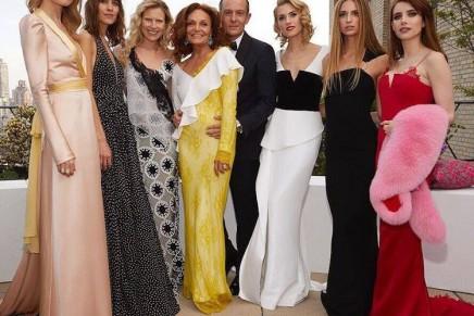 In her first ever online class, Diane von Furstenberg teaches how to build a fashion brand