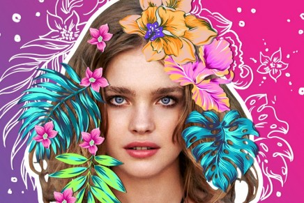 Natalia Vodianova joins the world's largest digital creative community