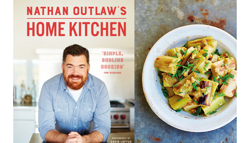 Nathan Outlaw's Home Kitchen book
