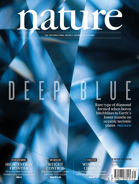 Nature Deep Blue