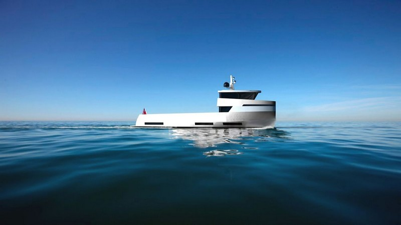 Naucrated 85ft by Green Yachts