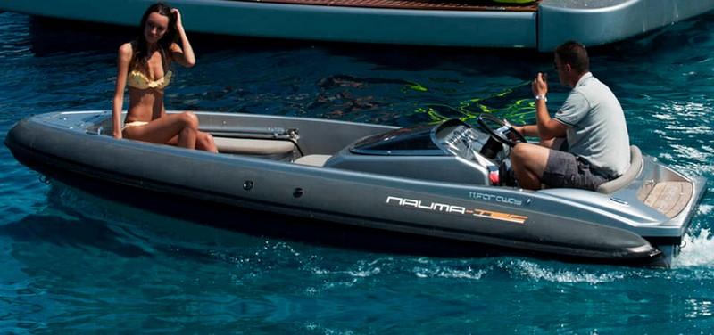 Naumatec yacht tenders