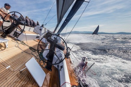 Nautor's Swan ClubSwan 50 – World Premiere at boot düsseldorf / Düsseldorf Boat Show 2017