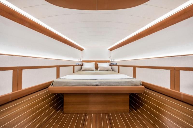 Nautor's Swan ClubSwan 50 - World Premiere at boot dusseldorf - interiors