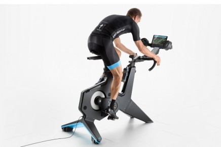 The NEO Bike Smart is pushing everything we know about indoor cycling to the next level