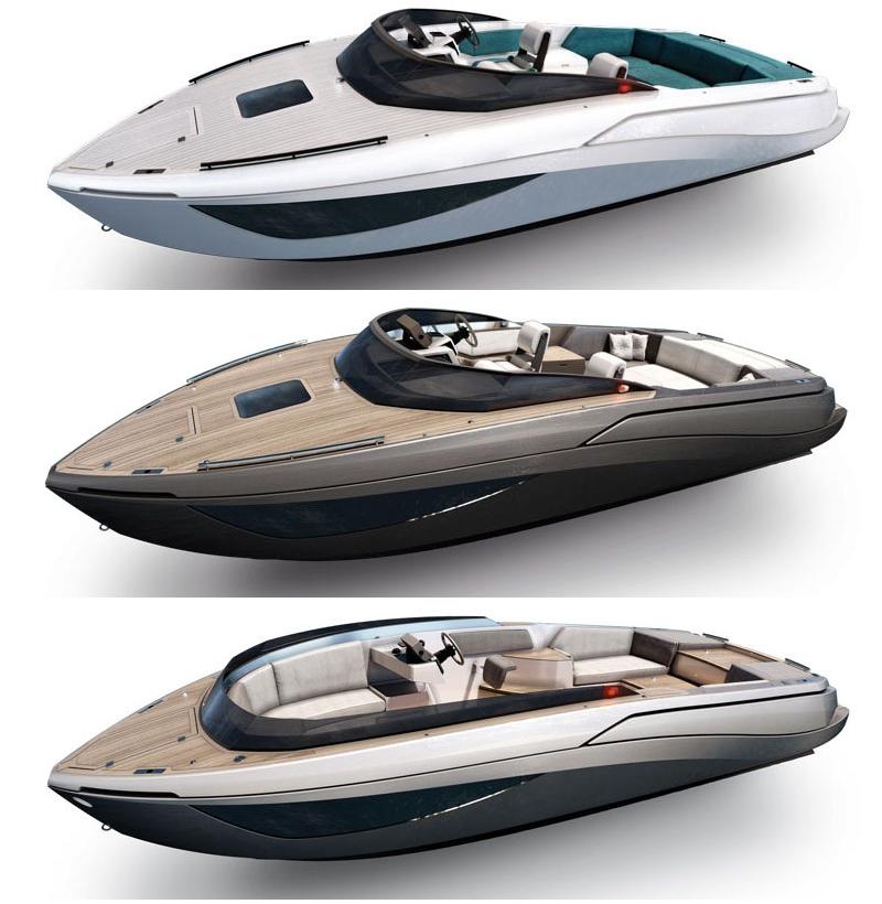Nerea Yacht NY24 boats