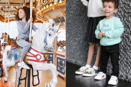 Net-a-Porter launched its first multi-brand kidswear collective