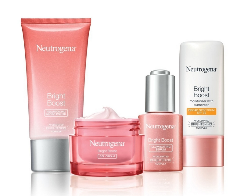 Neutrogena Bright Boost Collection