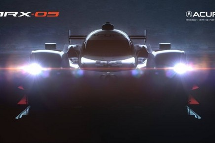 ARX-05 marks Acura's return to prototype racing. The future will be here faster than you think…