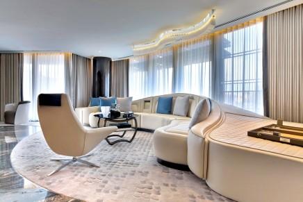 New Bentley suite premiering at the St. Regis debut in Turkey