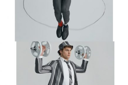 Suit up in something special: Concept 009 Thom Browne