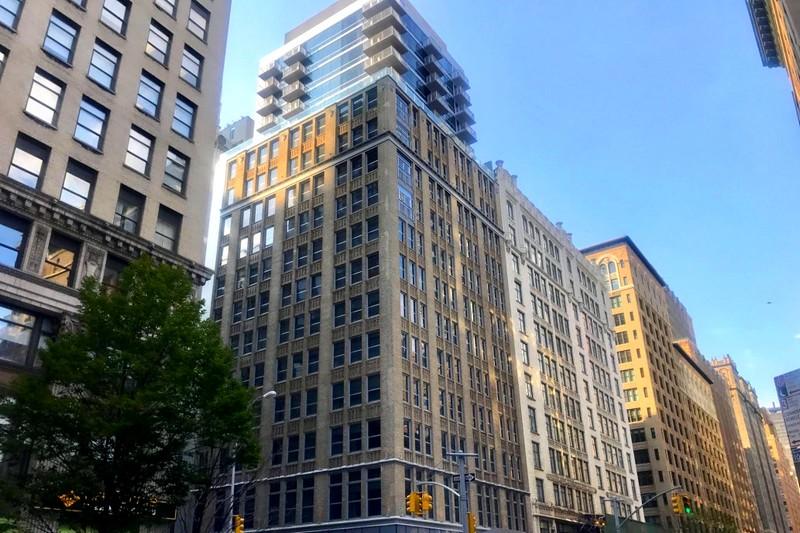 New Mondrian Hotel in New York City