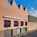 New Port Street Gallery Damien Hirst