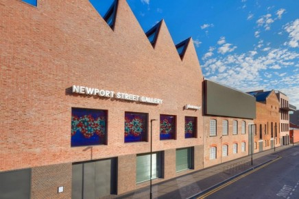 Damien Hirst's Newport Street Gallery is a grown-up gem that shows he's sobered with age