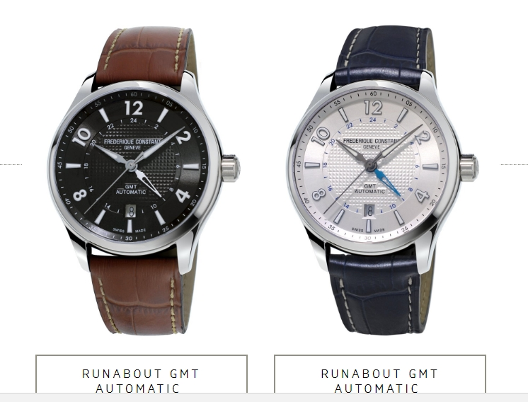 New Runabouts luxury watches are paying homage to the graceful Riva boats of the roaring 20's