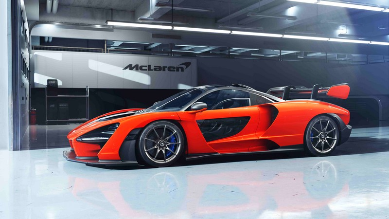 New Ultimate Series is the most extreme Mclaren road car yet.