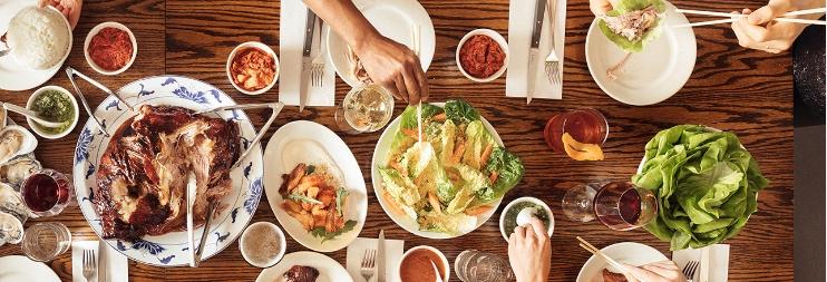 New York City's Essential Group Food Crawl Destinations - momofuku