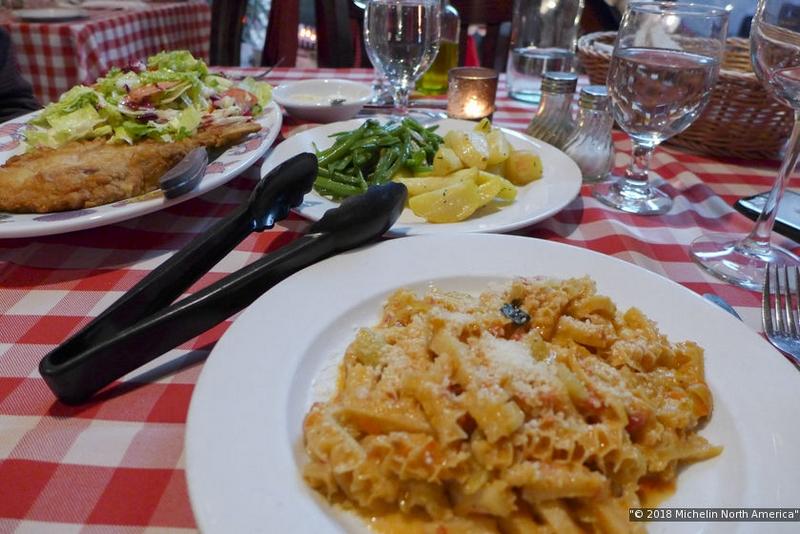 New York City's Essential Group Food Crawl Destinations -tra di noi