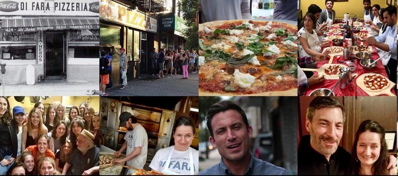 New York City's Essential Group FoodCrawl Destinations - Di Fara Pizza New York