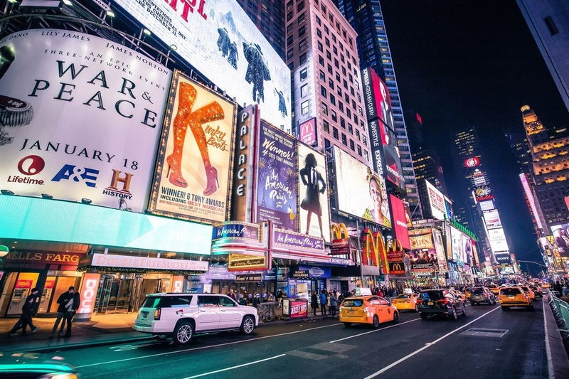 Corporate Charter Bus Rentals in New York - photos