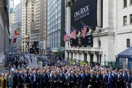 Visiting Wall Street in New York City