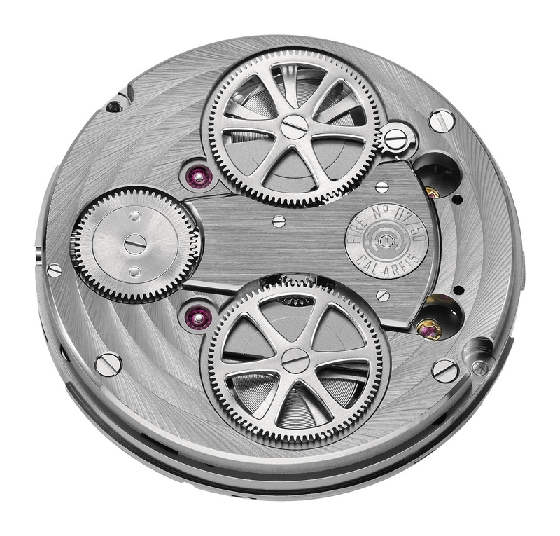 New handmade guilloché dials for Armin Strom Mirrored Force Resonance