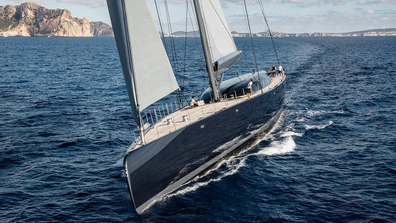 Ngoni sailing yacht - 2018 Best Naval Architecture - Sailing Yachts