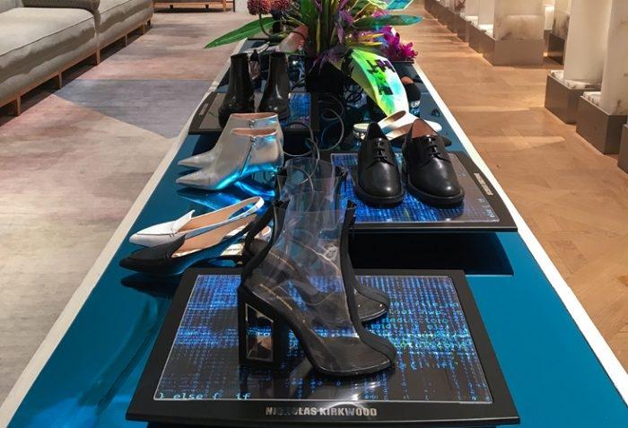Nicholas Kirkwood pop-up installation -2019-02