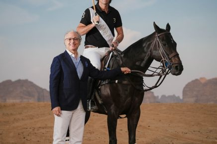 World's top polo star to help develop world-class equestrian facilities on Saudi Arabia's Red Sea coast