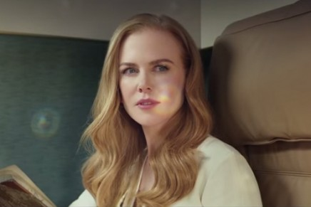 Nicole Kidman tapped as the new ambassador for Etihad Airways