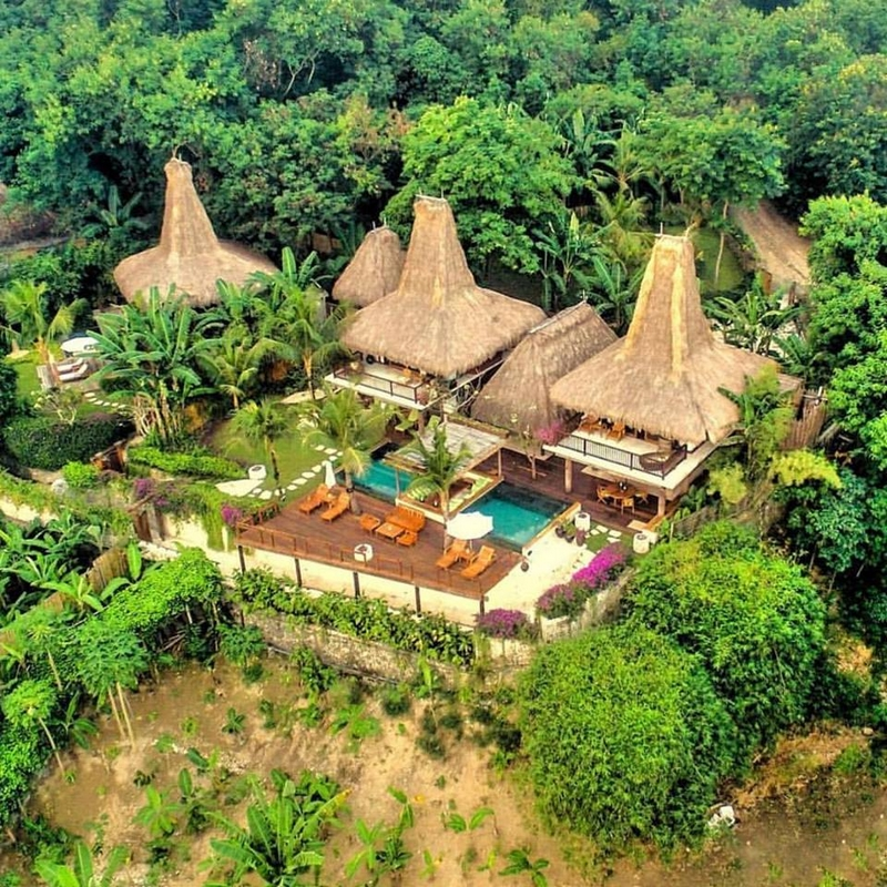 Nihi Sumba Island - luxury villas and estates