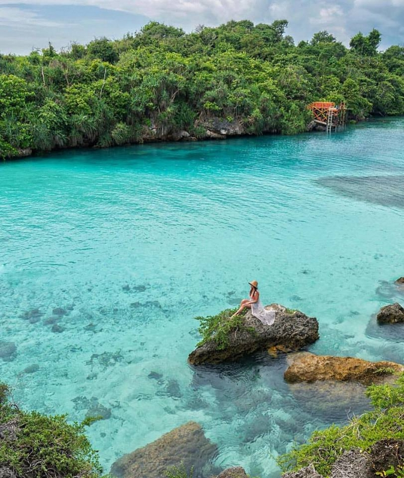 Nihi Sumba Island - rudged luxury-