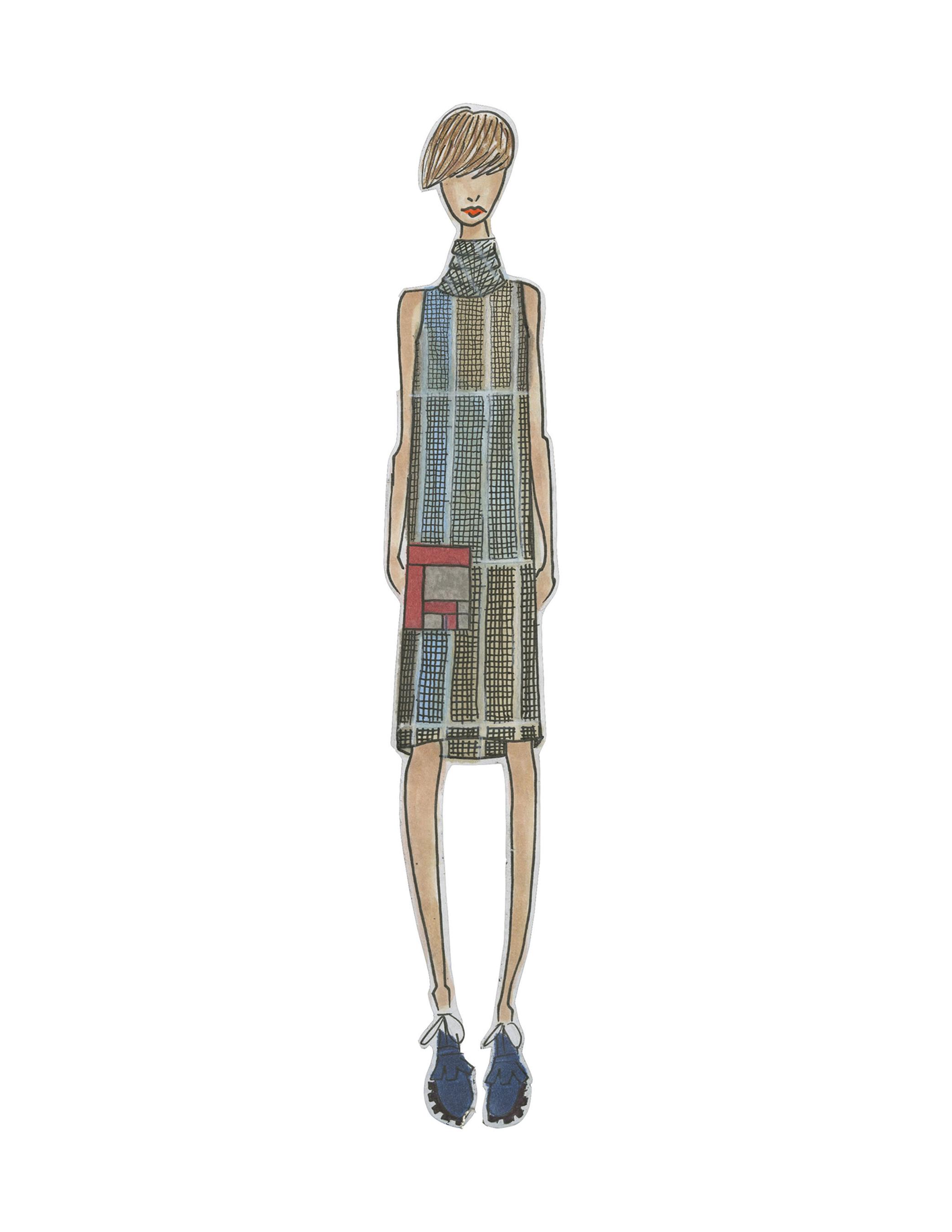 Nina Perdomo Student Fashion Design Program Aaa The Art Institute Of New York City 2luxury2 Com