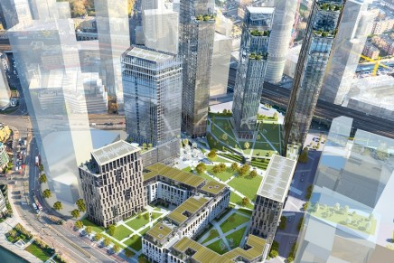 China's Dalian Wanda drops purchase of  Nine Elms Square in London