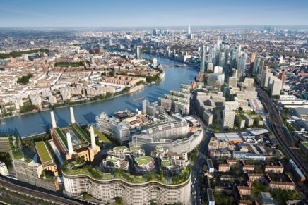 Ghost towers: half of new-build luxury London flats fail to sell