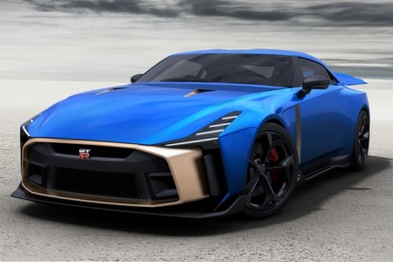 Nissan GT-R50 by Italdesign: Official orders for the 50-vehicle limited run begin