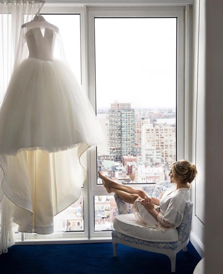 NoMo- getting married to NYC - Courtesy of Brett Matthews Photography