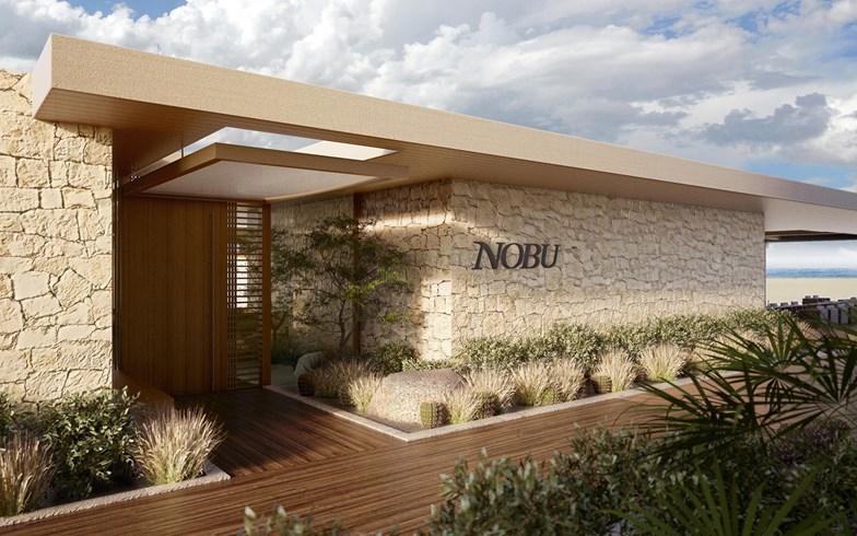 Nobu Hotel Los Cabos - Los Cabos, Mexico entrance