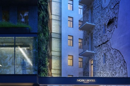 Nobu announced expansion into Warsaw, Poland