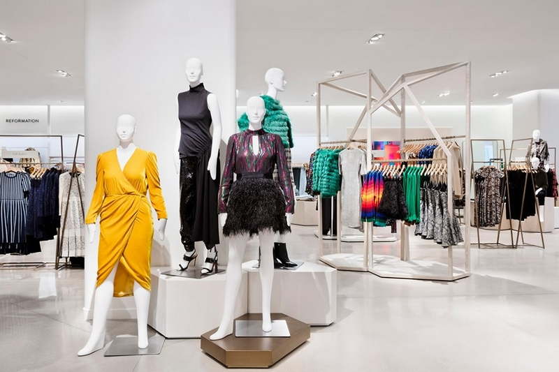 Nordstrom opens First-ever flagship store for women and children in NYC- October 2019-01