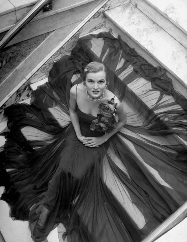 Norman Norell fashion house designs