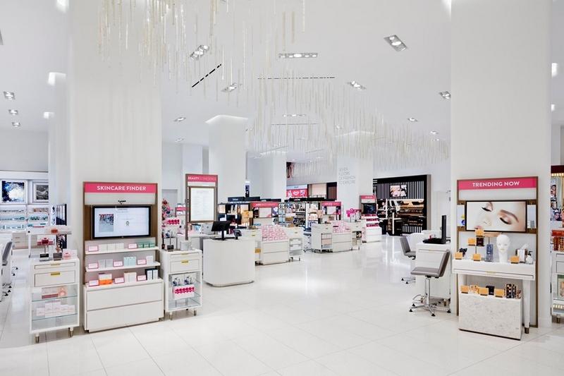 Norstrom Beauty NYC flagship