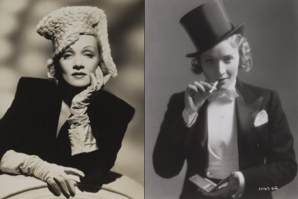 Still modern after all these years … Marlene Dietrich's ageless charisma
