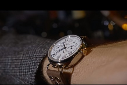Omega has reintroduced a real piece of watchmaking history: First OMEGA Wrist-Chronograph Limited Edition
